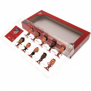 Atletico Madrid FC SoccerStarz 10 Player Team Pack 1