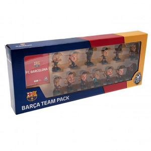 FC Barcelona SoccerStarz 13 Player Team Pack 1